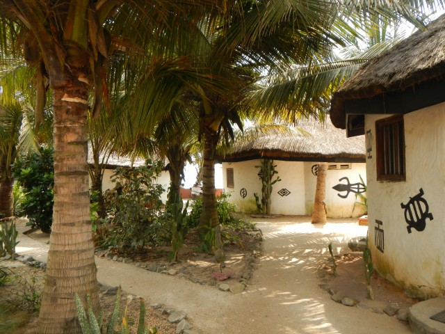 Oasis Beach Resort (Cape Coast, Ghana)